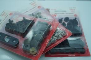 Kohinoor Druckknöpfe Anorak Jacken mit Werkzeug 15mm