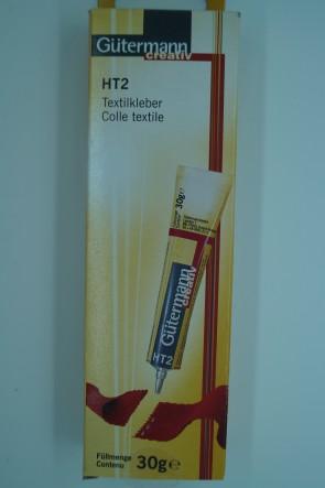 Gütermann HT2 Lederkleber, 30ml