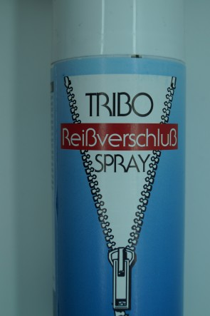TRIBO Reißverschluss-Spray 200ml