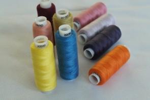 Nähgarn HARD 200m, 100% Polyester Stärke 120