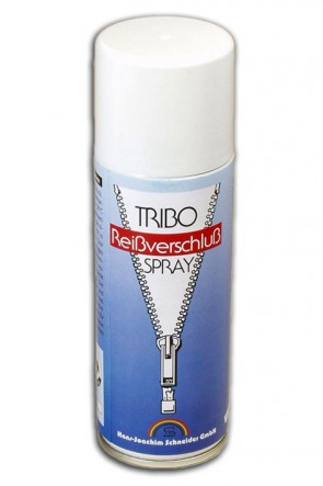 (2,75€/100ml)TRIBO Reißverschluss-Spray 200ml