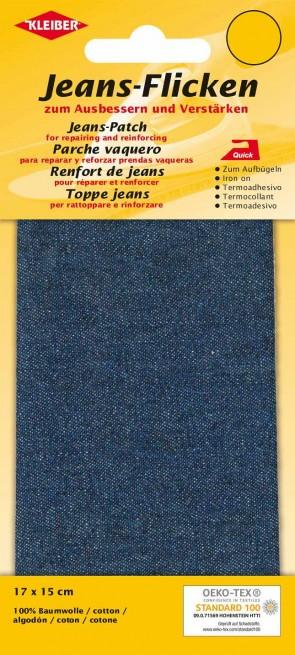 (113,46€ / m²) Jeans-Flicken zum Aufbügeln 342