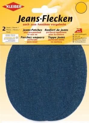 Jeans-Flecken zum Aufbügeln 345