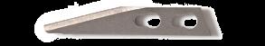 Ersatzklingen Klingen für Trennmesser, 10 Stück