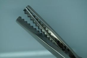 Profi Zackenschere Schere mit Zacken, Länge 23cm