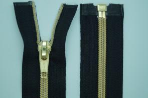 Reißverschluss Kunststoff - Spiral GOLD No.5, teilbar