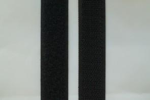 Klettband zum Nähen, Klettverschlussband 25mm Breit, meterware
