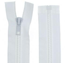 Reißverschluss Plastik Zähne teilbar 5-6mm