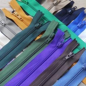 P-Angebot Reißverschlüsse Nylon fein 3mm